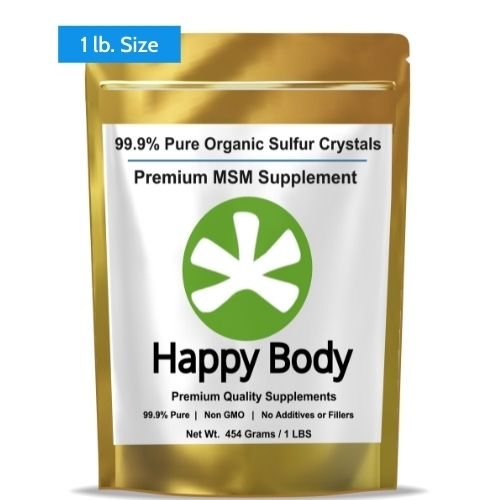 1 lb. Organic Sulfur Buy Now