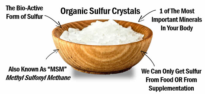 About Organic Sulfur
