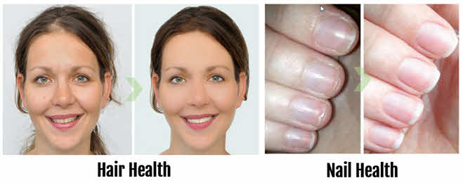 Organic Sulfur optimizes hair growth and nail strength