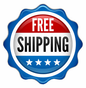All Orders Have Free Shipping
