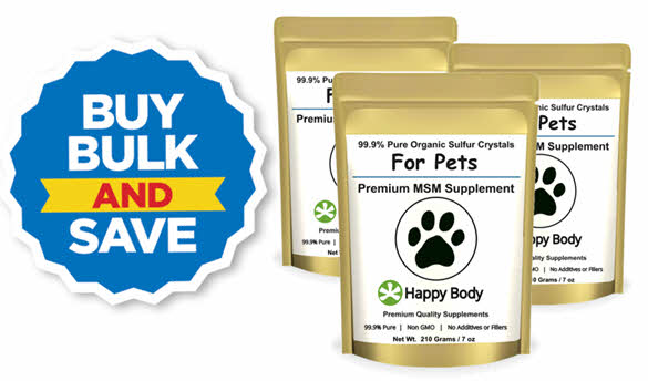 Buy Pet MSM In Bulk
