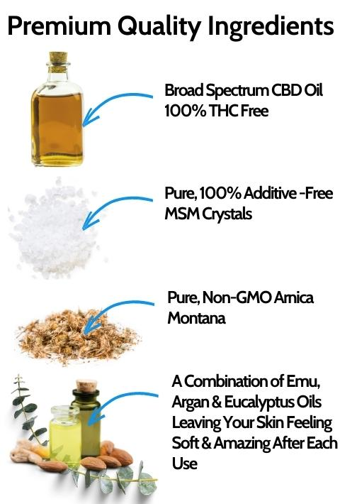 CMA Premium Ingredients 480 x 700