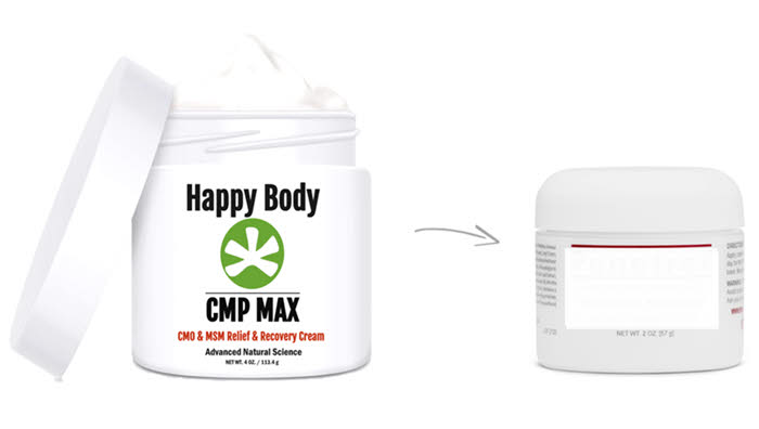 CMP MAX Vs. Other Premium Pain Creams