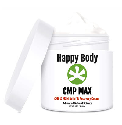CMP MAX MSM & CMO Based Pain Cream