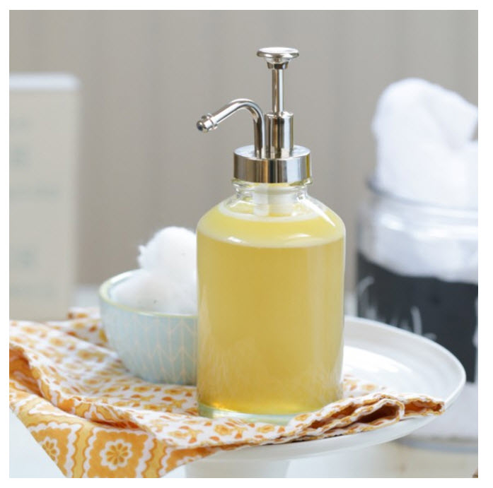 Homemade MSM Purifying / Detoxing Skin Cleanser