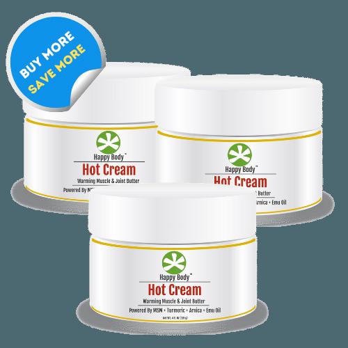 Hot Cream Multi Packs