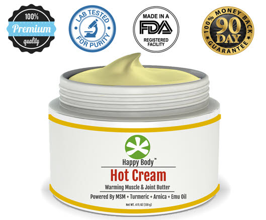 Hot Cream Premium Quality