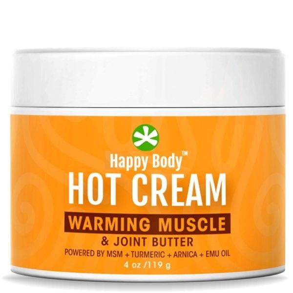 MSM Hot Cream