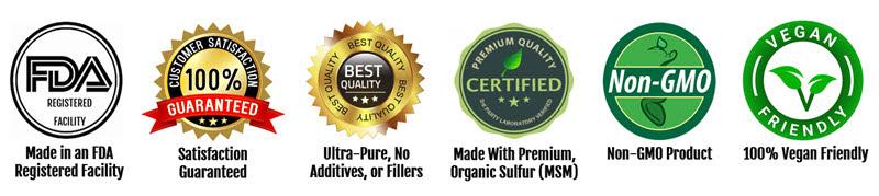 MSM Drops Quality Badges