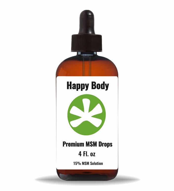 MSM Drops
