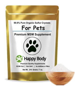 OS Versus Dog Supplements