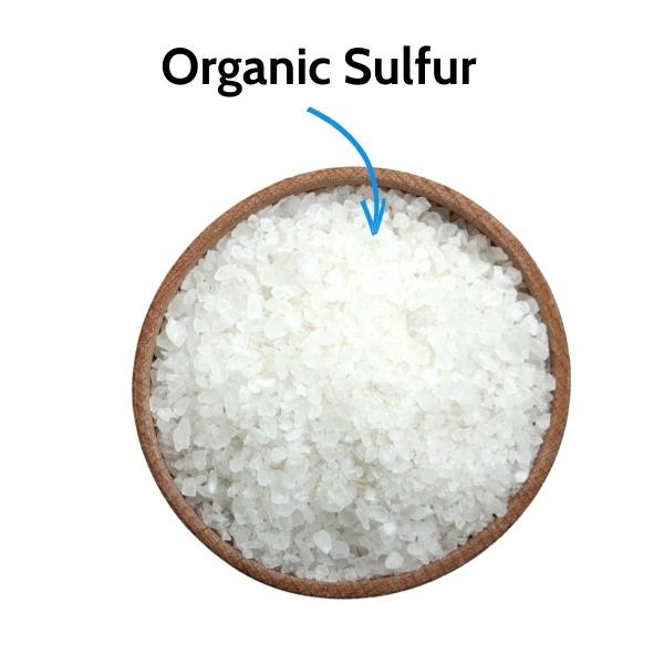 What Are Organic Sulfur/Sulphur Crystals