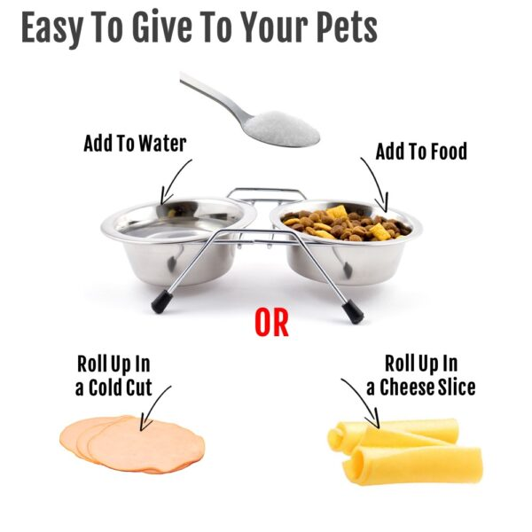 Easy to give your pets