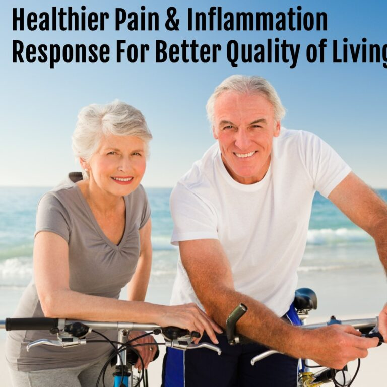 Organic Sulfur is impactful for healthy pain and inflammation response