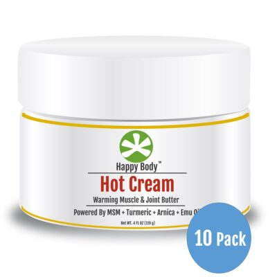 Hot Cream 10 Pack