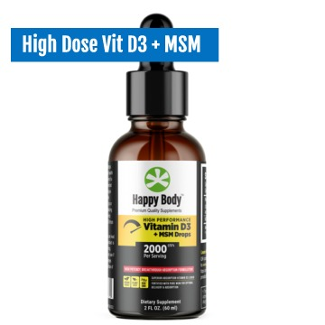 Vit D3 With MSM related products