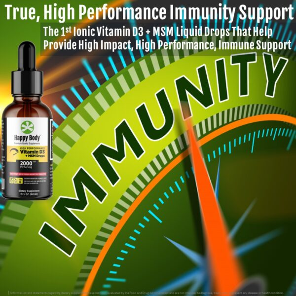 Vitamin D3 and Immunity
