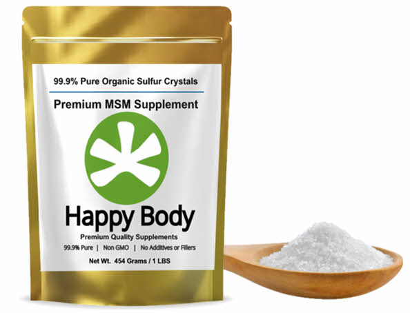 Learn about the benefits of using Organic Sulfur / Sulphur, MSM Supplement