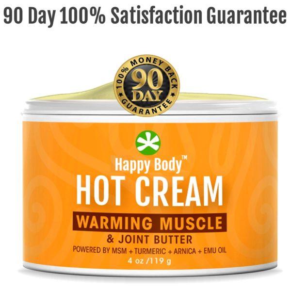 hot cream guarantee