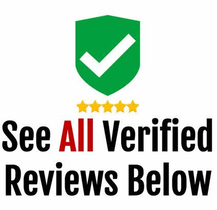 see all verified reviews below